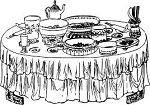 Vintage Emily Post : TableManners