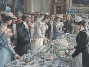 Wedding Wednesday: How Much Food To Serve